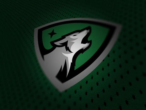 The Wolfpack by Thomas Hatfield, via #Behance #Design #Logo