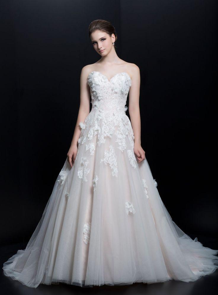 Sabrina 2016 Collection | Emerald • Emerald Bridal