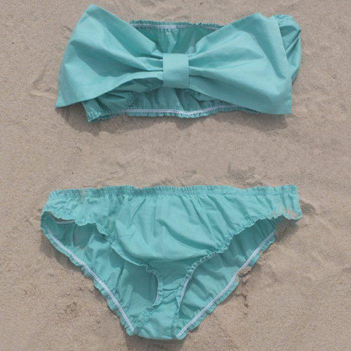 17 meilleures id es propos de maillot de bain noeud sur pinterest bandeau n ud et maillot - Faire un bain marie ...