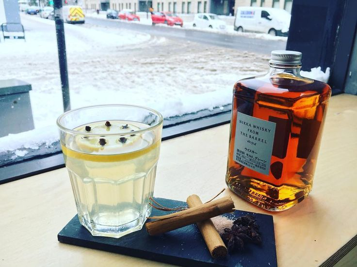 Feeling under the weather? Weve got a Japanese hot toddy for you. Japanese whisky honey lemon cloves cinnamon and star anise      #whiskey #whisky #japan #japanese #japanesewhisky #japenesewhiskey #hottoddy #weather #glasgow #finnieston #cure #undertheweather #scotland #spirit #bar #bartender #remedy #beastfromtheeast