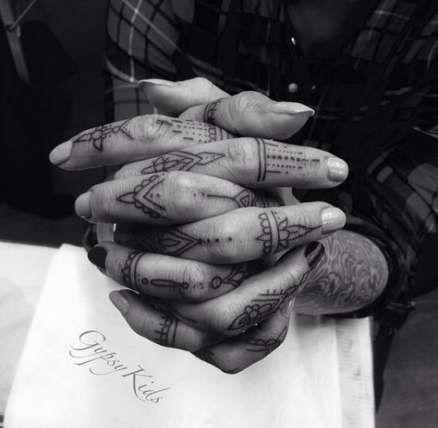 Tattoo lion finger tigers 31+ New ideas