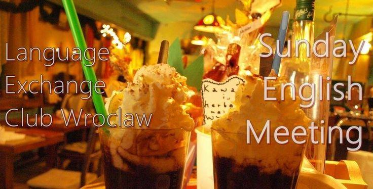 17/05 19:30 Sunday English Meeting @ K2 Tea Shop (Kiełbaśnicza 2)