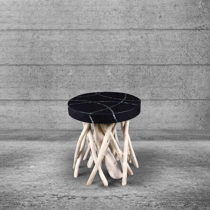Meja Multileg –Tidak hanya sebagai meja samping saja tetapi meja ini memiliki nilai seni tersendiri, meja multileg membawa nilai seni yang bernilai untuk dekorasi rumah Anda. Dasar yang terbuat dari beberapa cabang kayu dalam susunan yang kuat untuk memberikan bentuk serta fungsi. Hitam acrylic resin pada atas meja dengan yang Abalone Inlays yang nampak senada pada tumpuan kakinya. Kreativitas imajinatif meja multileg adalah statemen yang Anda butuhkan untuk membuat dalam dekorasi rumah…