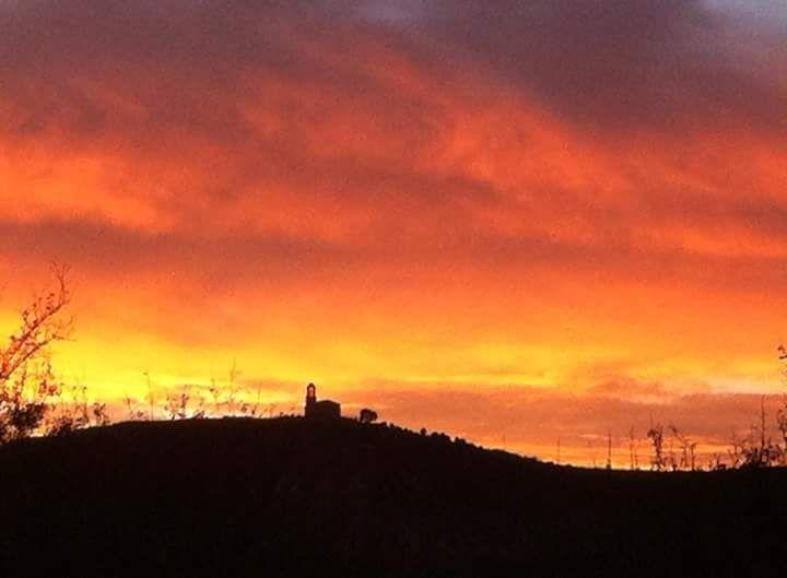 Ermita de San Juan. Foto encontrada en Facebook por Rosaura Revilla.