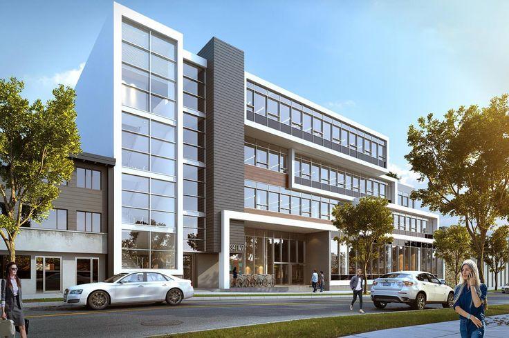 | In Progress: 34 West 7th Avenue Office