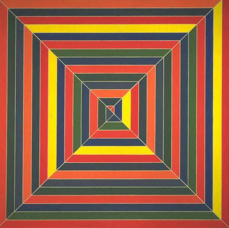 Top 24 ideas about art pop art on pinterest pop art for Frank stella peinture