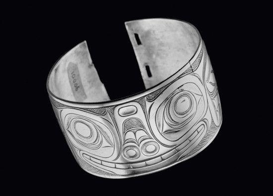 Sea Bear Bracelet, late 19th century « Charles Edenshaw