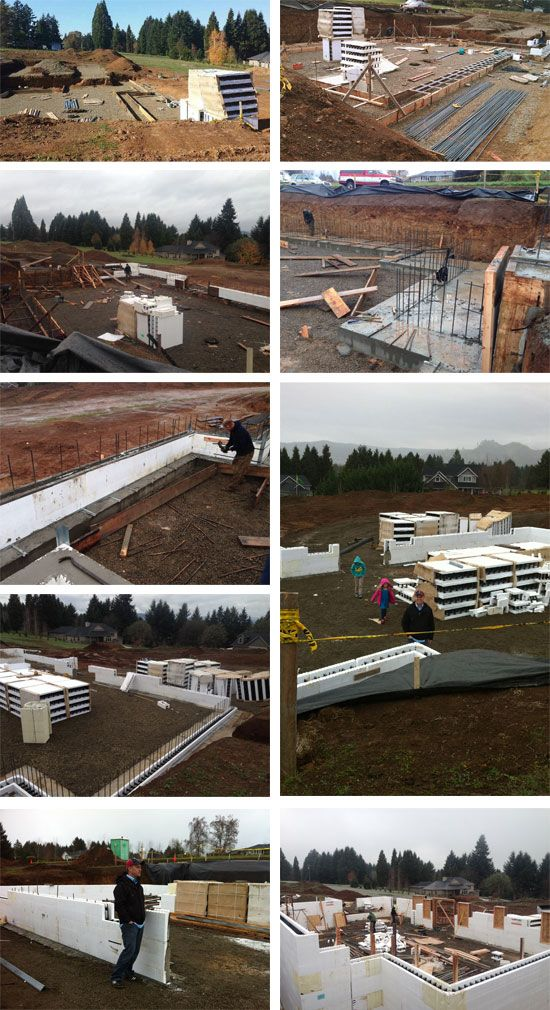 17 Best Images About Insulated Concrete Forms On Pinterest