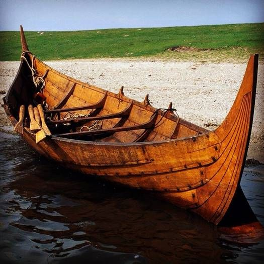The Gislinge Boat's history: its context and use - Vikingeskibsmuseet Roskilde