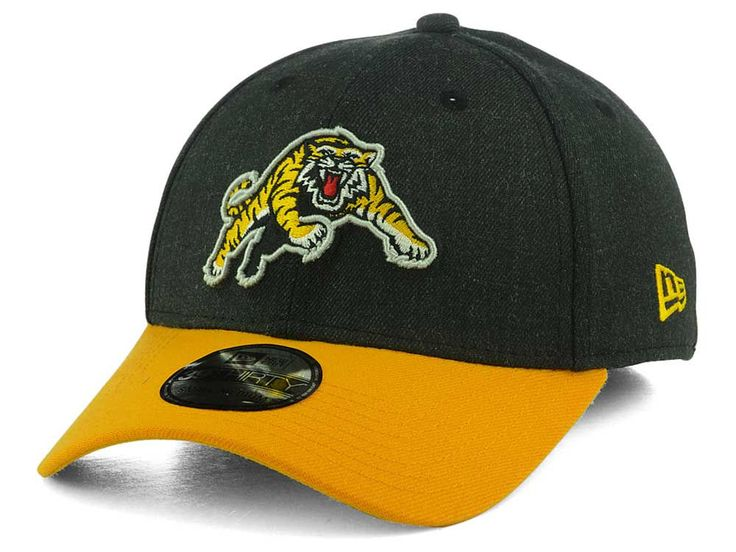 Hamilton Tiger-Cats New Era CFL Change Up Classic 39THIRTY Cap
