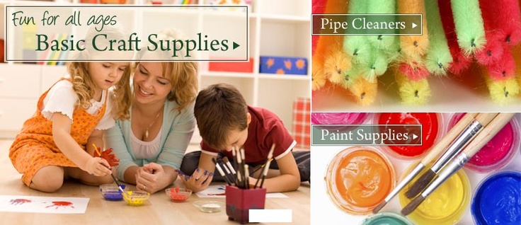 Craft direct website that sells craft supplies in bulk pretty cheap.  Have lots of clearance items.  Will want to revisit prior to Christmas gift making season for sure.