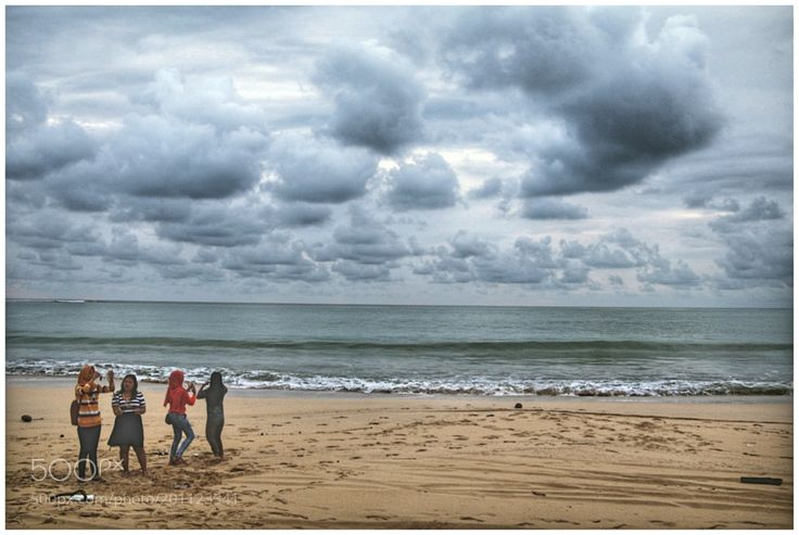 Popular on 500px : Cloudy but happy by elisecee