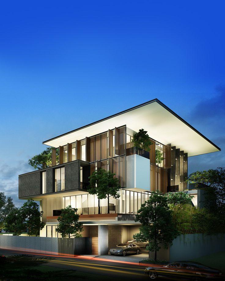 NARA House in Bangkok by AAd