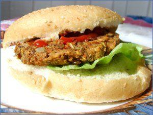 Vegetar- og veganoppskrifter: Veggisburgere, middagskaker osv.