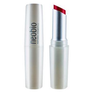 Губная помада, 01 элегантный красный NeoBio NeoBio (Германия)  Обеспечивает комплексный эффект:      дарит губам насыщенный цвет;     предотвращает образование трещинок на губах;     защищает;     восстанавливает упругость кожи губ;     предотвращает сухость, шелушение;     способствует лучшей регенерации кожи губ;     оттенок 01 элегантный красный