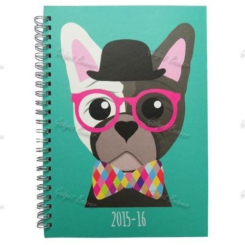 2015-2016-Academic-Diary-Planner-Mid-Year-Day-A-Page-Week-View-School-College
