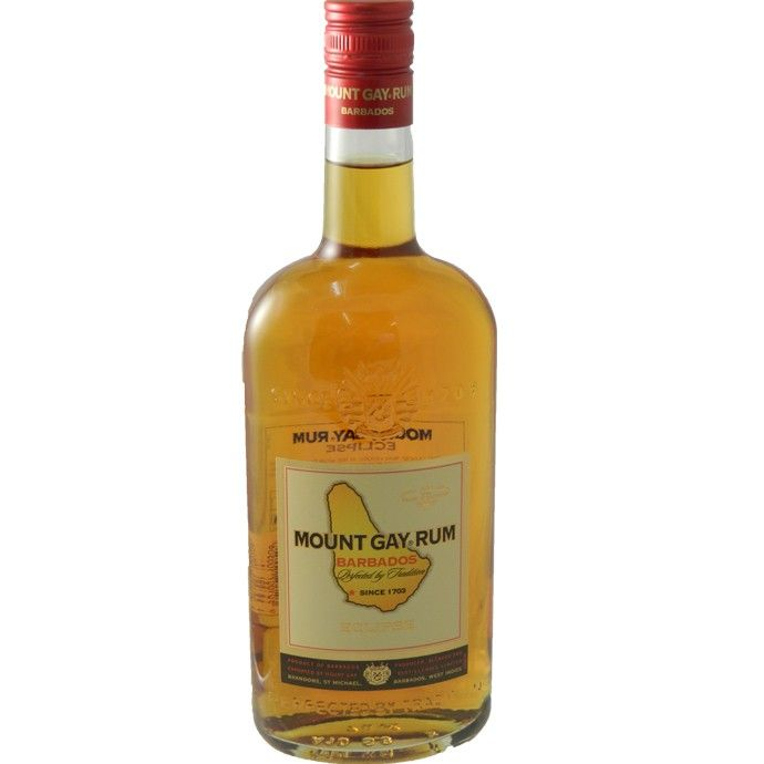 Mount Gay Rum - Eclipse Rum 70cl  Mount Gay Rum Eclipse Rum, the epitome of tradition in the art of rum-making in Barbados and the English-speaking Caribbean, was created almost 300 years ago to satisfy, for all time, the palates of connoisseurs the world over.