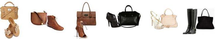 Женская обувь и сумка