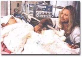 Vince Neil At The Bedside Of His Dying Daughter Skylar