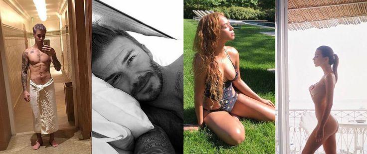 Alors que Kim Kardashian et Emily Ratajkowski ont une énième fois dévoilé leur poitrine sur Instagram, retour sur la fausse transgression du nu qui devient pourtant une stratégie nécessaire pour les stars à l'heure du tout Internet.