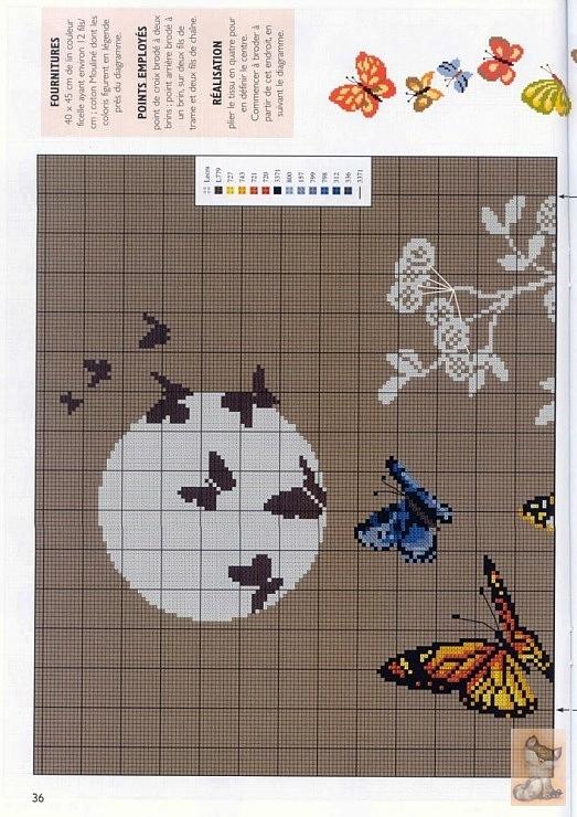 Gallery.ru / Photo # 43 - Butterflies - anapa-mama. Butterflies in Sunlight Part 1 of 2