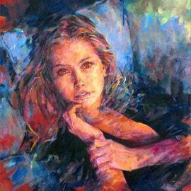 Fabien Clesse on Paris Art Web | Online Art Gallery | Original Paintings by Fabien Clesse