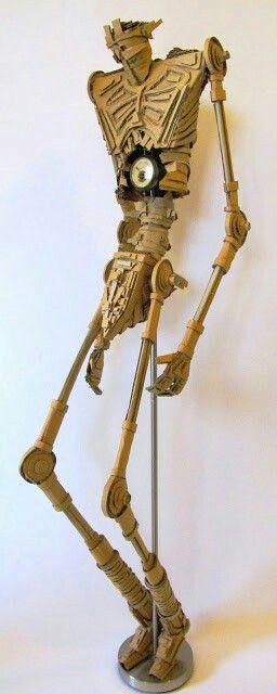 Robot Carton - WTF?ArtLab-Manhu