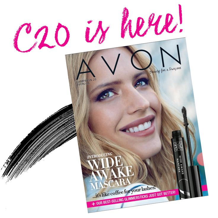 Find out what's like coffee for your lashes, how to transform your home into a glowing autumnal haven and how to update your fall wardrobe from head to toe! Discover all of this and more at www.avon.ca!  - Avon