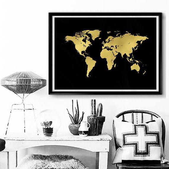 les 25 meilleures id es de la cat gorie carte art mural du monde en exclusivit sur pinterest. Black Bedroom Furniture Sets. Home Design Ideas
