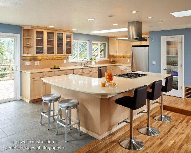 best 10+ maple kitchen ideas on pinterest | maple kitchen cabinets