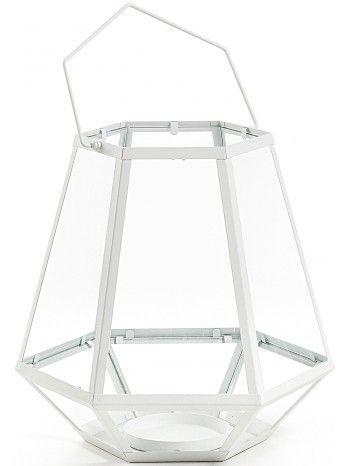 L'incanto di una lanterna che crea un'atmosfera unica e magica. Un genere nuovo, moderno, nordico, che ben si adatta a tutti gli stili. Meravigliosa in soggiorno, in cucina, in camera da letto, in bagno o sul terrazzo. Semplice, elegante e raffinata, accendete la candela e vedrete che bell'effetto che crea.