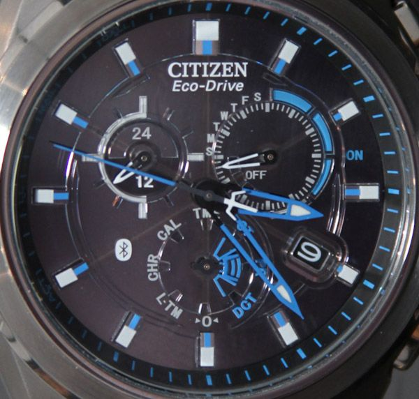 Citizen Proximity Bluetooth Watch For iPhone