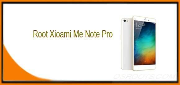 How to Root Xiaomi Mi Note Pro - Xiaomi Rooting Guideline