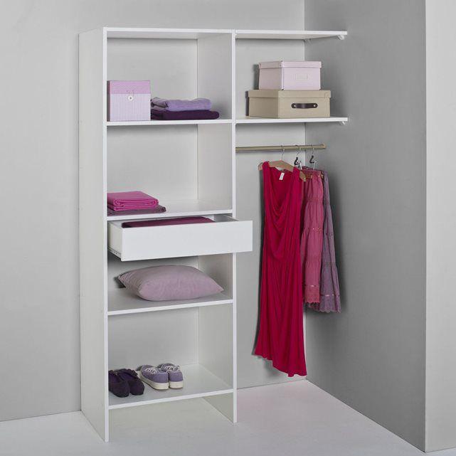 1000 id es sur le th me dressing modulable sur pinterest modulable dressing angle et placards. Black Bedroom Furniture Sets. Home Design Ideas