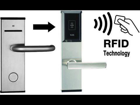 Arduino Based Automatic Door Lock System Using Rfid Door Lock System Automatic Door Door Locks