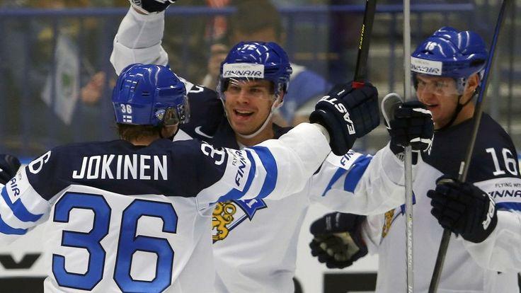 Donskoi - scorer in 2015 game