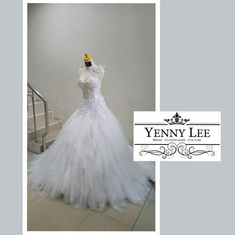 2016 yenny lee bridal couture collection (part 1)  Yenny Lee Bridal Couture (+62 812 1741 1038) | www.yennyleecouture.com | Instagram : @yennylee_couture