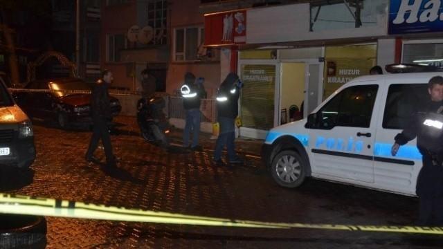 Silahlı kahvehane kavgasında 8 kişi yaralandı