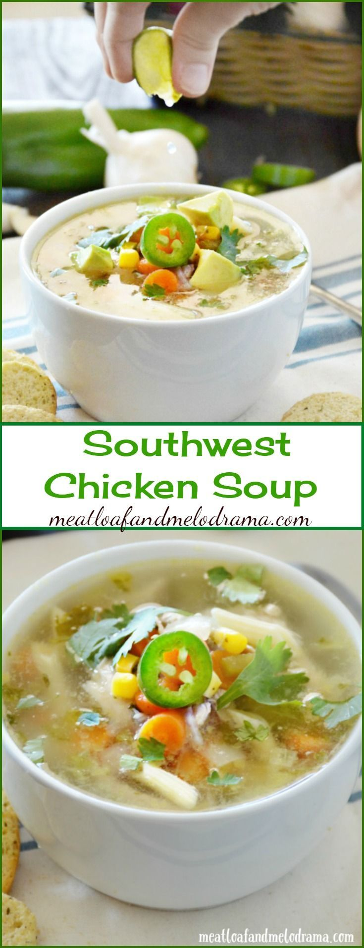 how to make easy chicken soup for kids