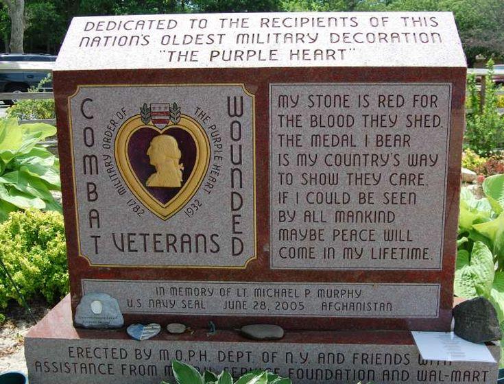 MaritimeQuest - Navy SEAL Lt. Michael P. Murphy Memorial Park