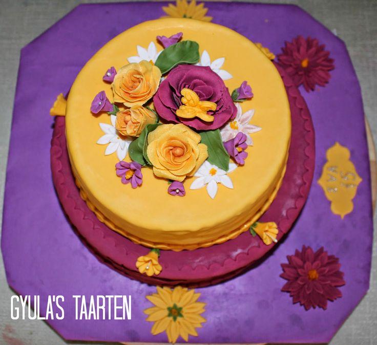 Gyula's Taarten: Eva's 15e verjaardag