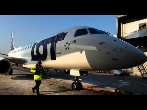 Hacked! LOT Airlines Cancels 20 Flights After Hackers Breach IT System - YouTube