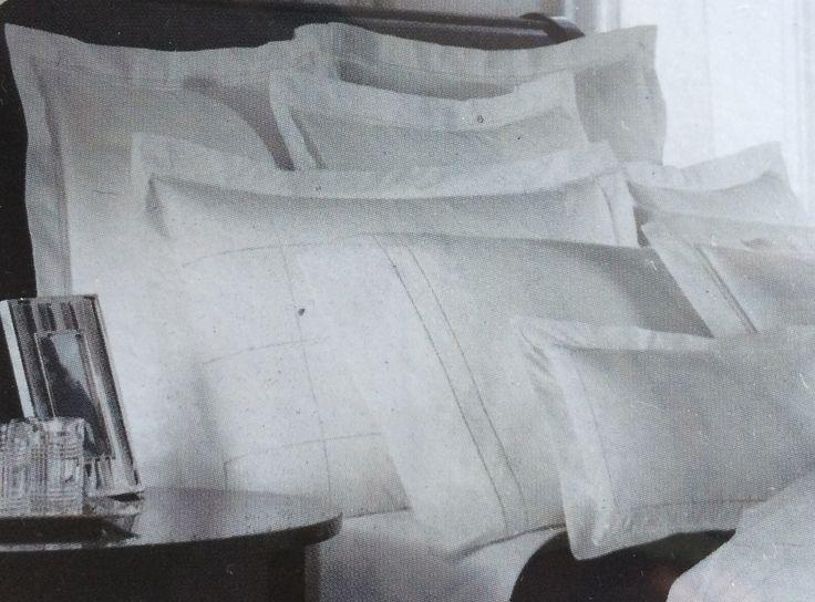 Ralph Lauren Bedding Classic Hemstitch Sham White