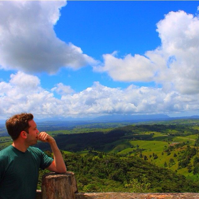 Check out these views!! #barefoottours #athertontablelands #cairns