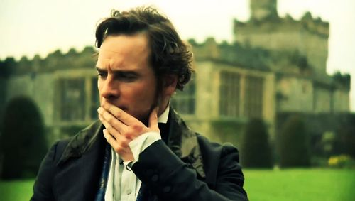 Michael Fassbender as Edward Fairfax Rochester (Jane Eyre)