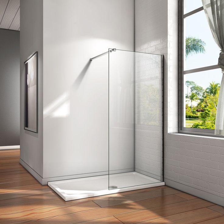 die besten 25 duschtrennwand glas ideen auf pinterest kleine badrenovierungen duschwand und. Black Bedroom Furniture Sets. Home Design Ideas
