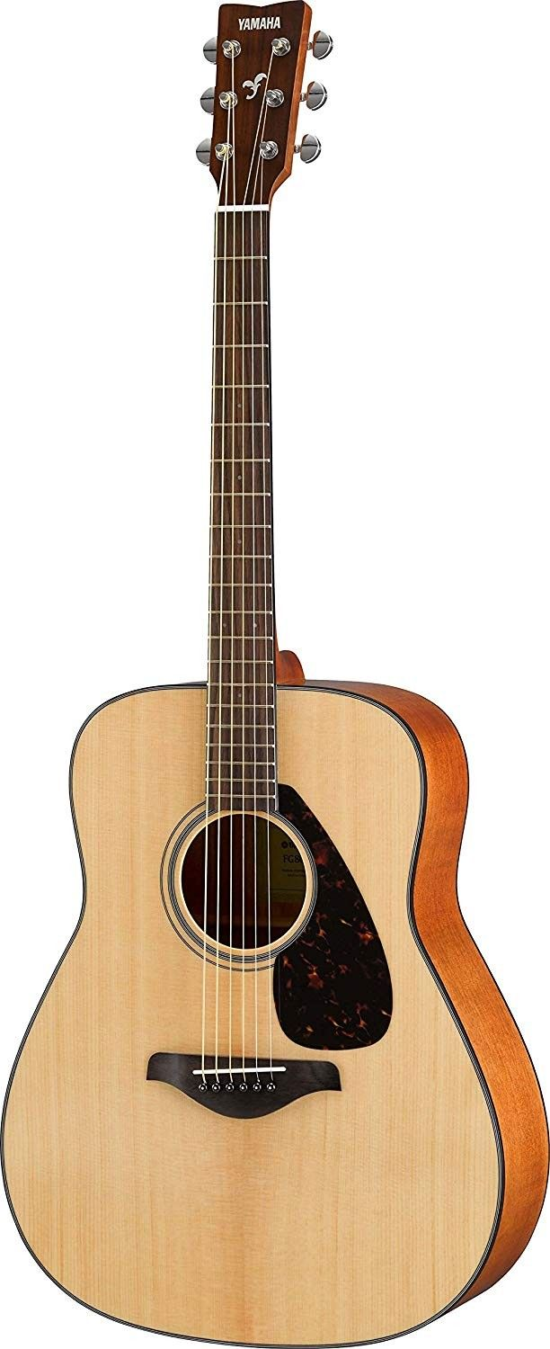 Yamaha Fg800 Solid Top Acoustic Guitar In 2020 Yamaha Guitar Best Acoustic Guitar Yamaha Fg800