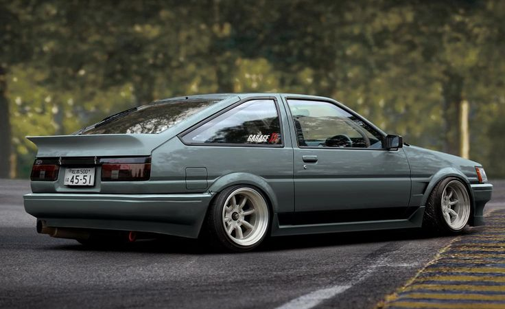 Toyota Corolla AE86 Trueno/Levin GTS | LIKE US ON FACEBOOK https://www.facebook.com/theiconicimports