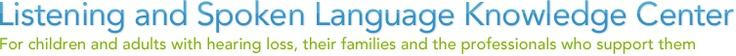 AG Bell Foundation: Parents' Online Resource Center