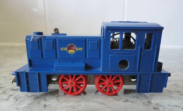 Rare vintage 1960s blue plastic triang british railways for Classic uk house tracks